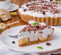 Banoffee pie: pyszne ciasto bez pieczenia