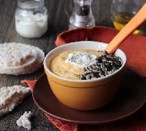 Zupa kalafiorowo-batatowa z menu beszamel