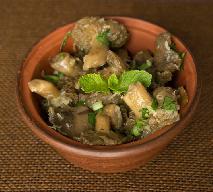 Przepyszna sałatka z gąsek w słoikach - doskonały, stary przepis