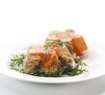 Dietetyczna galaretka z kurczakiem: przepis