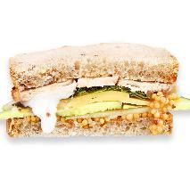 KANAPKI: przepis na kanapkę z kurczakiem i jabłkami
