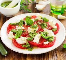 Klasyczna sałatka caprese: przepis na włoski przysmak