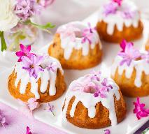 Kokosowe babeczki na Wielkanoc