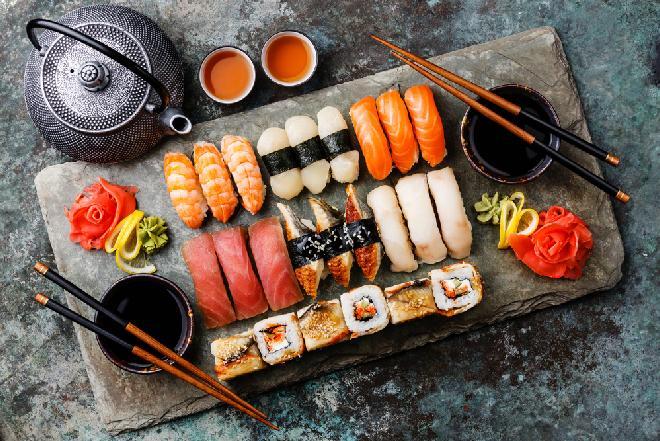 Międzynarodowy Dzień Sushi obchodzimy 18 czerwca