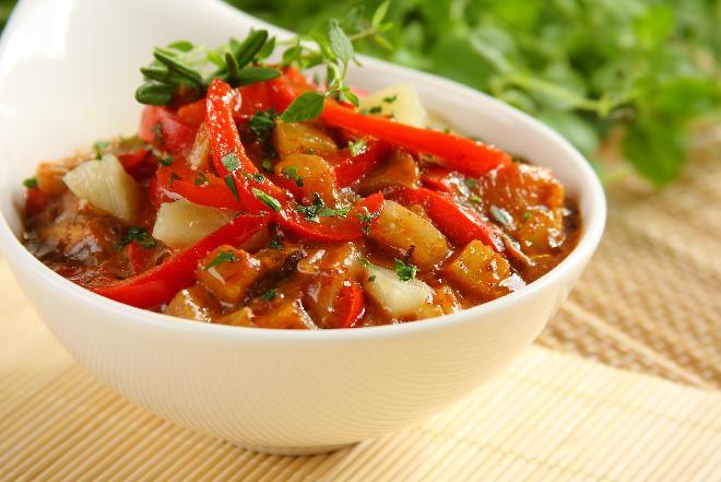 Leczo z grzybami: przepis w sam raz dla wegetarian