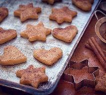 Aromatyczne i chrupiące ciasteczka cynamonowe - tylko 5 składników!