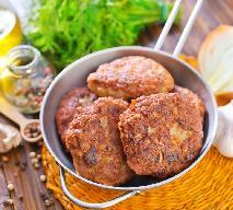 Kotlety z makaronu - jak nie marnować jedzenia, kiedy zostaną kluski z obiadu