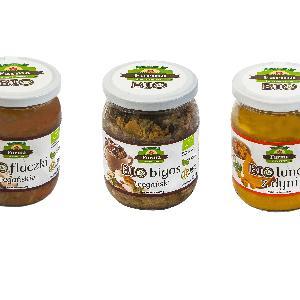 BIO dania wegańskie: nowa oferta Farmy Świętokrzyskiej w Lidlu