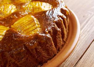 Ciasto twarogowe z jabłkami - pyszne i niedrogie