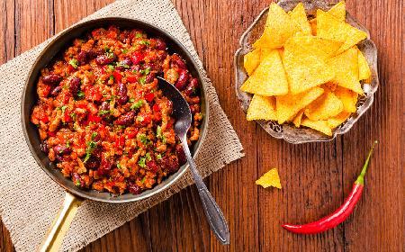 Chili con carne - jak zrobić najlepsze chili? Rady Agaty Wojdy