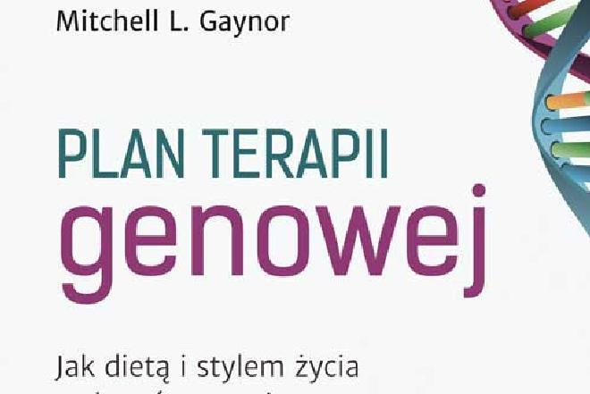 """""""Plan terapii genowej"""" Mitchella L"""