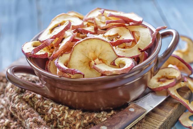 Zupa z suszonych jabłek: inny pomysł na jabłka