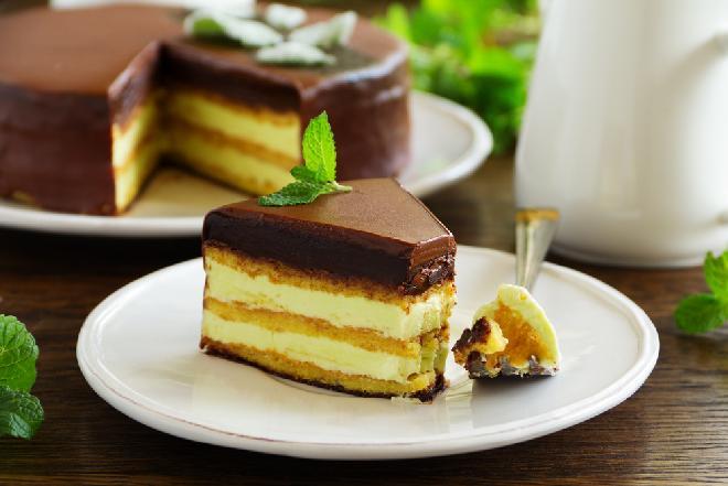Tort opera - przepis na klasyczny fracuski smakołyk