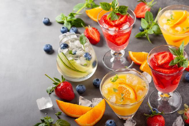 Drinki bezalkoholowe - nie tylko dla przyszłych mam i kierowców